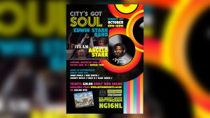 City's Got Soul Edwin Starr Band The Team Angelo Starr Motown Northern Soul