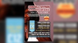 Diane Shaw Arnold Appnin Nottingham Northern Soul Motown